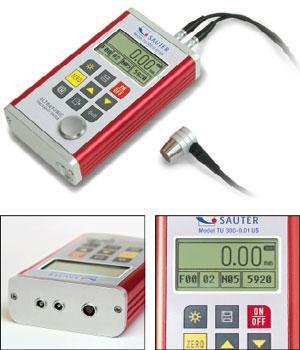 TU-US Ultrasonic Thickness Gauge